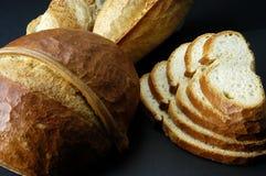 Assortiment de pain cuit au four Photo stock