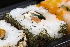 Assortiment de sushi Photo libre de droits