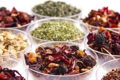 Assortiment de thé Image libre de droits