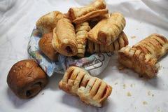 Assortiment di pane al forno immagine stock libera da diritti