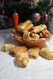 Assortiment di pane al forno fotografia stock