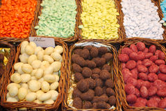 Assortiment van chocolade Stock Afbeeldingen