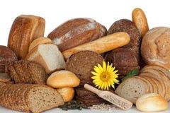 Assortiment van gebakken goederen Royalty-vrije Stock Afbeeldingen