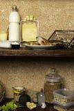Assortiment van gezond eiwit bron en lichaams de bouwvoedsel Vleesvissen, van de de kaasyoghurt van eieren zuivelproducten van de royalty-vrije stock foto's