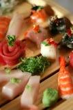 Assortimento dei sushi 3 Immagine Stock Libera da Diritti