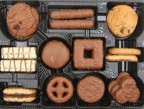 Assortimento del biscotto Fotografie Stock Libere da Diritti