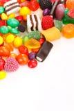 Assortimento della caramella variopinta Fotografia Stock Libera da Diritti