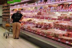 Assortimento della carne Fotografia Stock Libera da Diritti