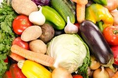 Assortimento della verdura fresca Fotografia Stock
