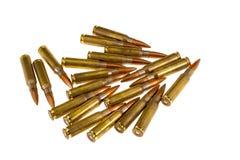 Assortimento delle pallottole Immagine Stock