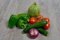 Assortimento delle verdure stagionali fotografie stock libere da diritti