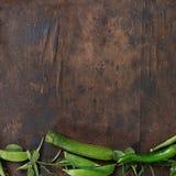 Assortimento delle verdure verdi Fotografia Stock Libera da Diritti