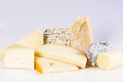 Assortimento di formaggio Immagine Stock Libera da Diritti