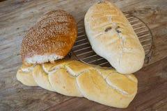 Assortimento di pane francese immagine stock