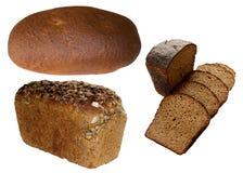 Assortment of Baked Bread. Appetizing bake baked baker bakery baking bead bread cereal corn stock photo