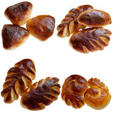 Assortment of baked bread. Royalty Free Stock Photography