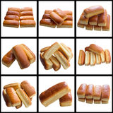 Assortment of baked bread. Royalty Free Stock Photo