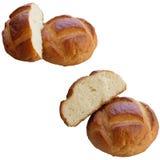 Assortment of baked bread. Stock Photos