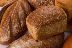 Assortment of baked Stock Image