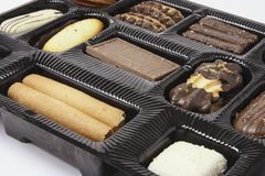 Assortment of Biscuits Royalty Free Stock Photo