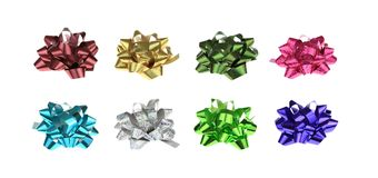 Assortment of Bows Royalty Free Stock Image