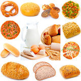 Assortment bread Stock Photography
