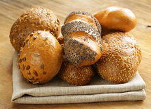 Assortment bread Stock Photo