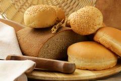 Assortment bread Stock Photo