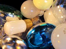 Assortment of bulbs Royalty Free Stock Image