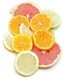 Assortment of citrus Royalty Free Stock Photo