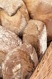 Assortment of fresh crusty bread Stock Image