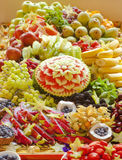 Assortment of fruit Royalty Free Stock Images