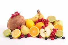 Assortment of fruit Royalty Free Stock Photo