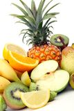 Assortment of fruits Royalty Free Stock Image