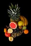 Assortment of fruits Royalty Free Stock Photos