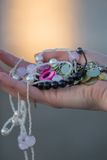 Assortment of jewelry Royalty Free Stock Photo