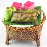 Assortment of kuih Royalty Free Stock Images