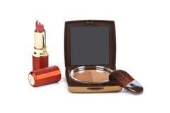 Assortment of makeups Stock Photos