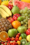 Assortment Of Fresh Fruit Royalty Free Stock Photography