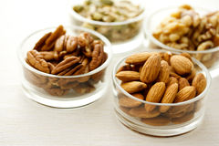 Free Assortment Of Nuts Stock Photography - 19677812