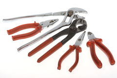 Free Assortment Of Pliers Stock Photo - 13952130