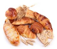 Assortment of pastries Stock Image