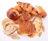 Assortment of pastries Royalty Free Stock Photography