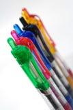 Assortment of Pens Stock Image