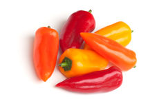 Assortment of Pepper Stock Photography