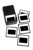Assortment of photo frames Royalty Free Stock Image