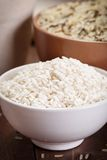 Assortment of rice Royalty Free Stock Image