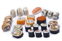 Assortment sush Royalty Free Stock Photography