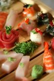 Assortment of Sushi 3 Royalty Free Stock Image