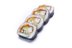 Assortment sushi Royalty Free Stock Photos